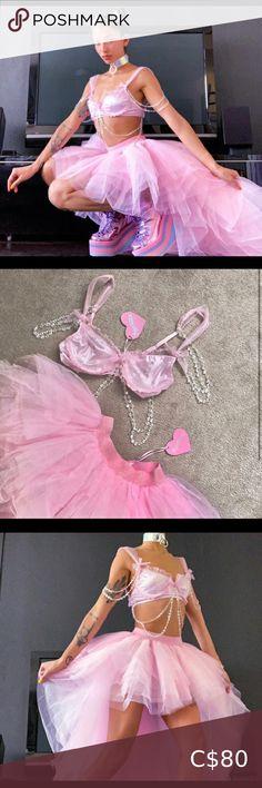 Check out this listing I just found on Poshmark: 2 piece SUGARTHRILLZ set by DollsKill 😍🥰💖. #shopmycloset #poshmark #shopping #style #pinitforlater #Dolls Kill #Dresses & Skirts