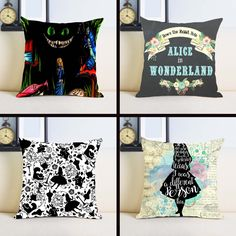 Cheap gift trap, Buy Quality gift boy directly from China arrival guide Suppliers: New Arrival Popular Alice In Wonderland Before Christmas Sally Love Gift Throw Pillowcase Zippered Pillow Cover