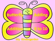 My latest product on #TPT:  #Butterfly #Addition #Adding 0-10  This is an awesome math activity that is Common Core aligned with kindergarten and first grade standards (K.OA.A.5 and 1.OA.C.6). There are 4 different pages for each number for adding 0-10.  #tpt #teacherpayteachers #math https://www.teacherspayteachers.com/Product/Butterfly-Addition-Adding-0-10-1796114