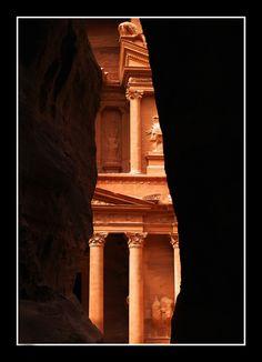Petra - petra, Maan