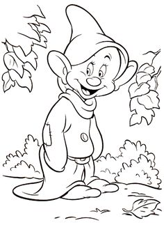 Coloring Pages For Kids Printable Disney Kidsfreecoloring