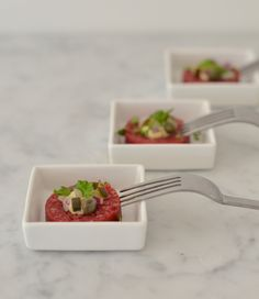 cheat steak tartare