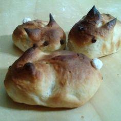 Dolci coniglietti di pan brioche Ricetta su gioie fatte in casa