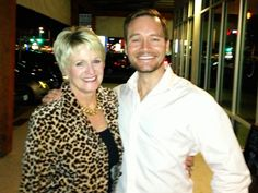 with Susan Horton at Austin Young Real Estate Professionals networking group. We go WAY back...to when I was actually young!
