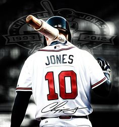 The Braves are retiring his number on June 28th...I'm going to be there!!  :)