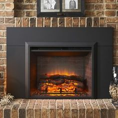 Purchase Online Wall Mount Electric Fireplace Insert