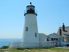 Pemaquid Point Lighthouse Maine