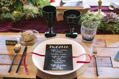 Wedding in Black - editorial bodas Eventos Clandestine - Blog Mi Boda