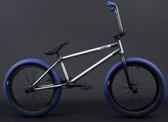 Flybikes - 2017 Scion Complete   DETAILS: http://bmxunion.com/daily/sneak-peek-flybikes-2017-sion-complete/  #BMX #bike #2017 #style #flybikes #scion #blue #raw