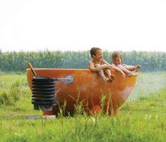 Dutch Tub... yes please