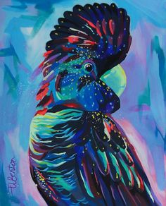 I'm a UK based artist specialising in vibrant portraits of animals and people. I…