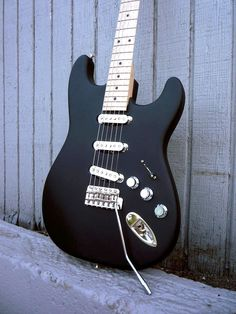 88aafc733cb WR Flat Black C-Lest Fender Guitars