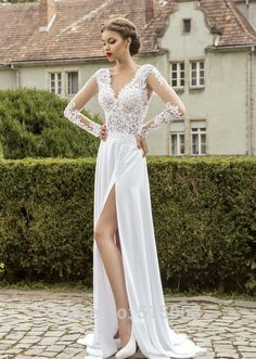 Cheap Wedding Dresses, Buy Directly from China Suppliers:vestido noiva de casamento 2015 vintage cap sleeves open back mermaid wedding dresses lace wedding gowns for brideUS $ 2