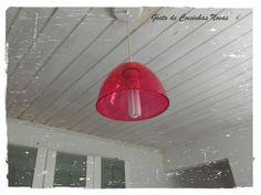 luminaria de saladeira
