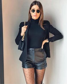 Winter Fashion Outfits, Fall Winter Outfits, Look Fashion, Stylish Outfits, Autumn Fashion, Womens Fashion, Look Blazer, Mein Style, Looks Plus Size