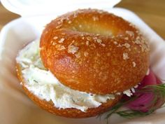 latest and greatest bagels in SF