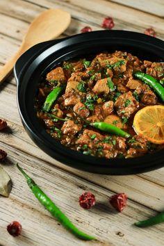 Spicy Chicken Curry | ScrambledChefs.com