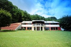 Amazing earth-sheltered mansion called Terra Firma, For sale in VA for 750K