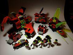 Lego M:Tron Galactic Mediator | Gotta love the M Tron series!