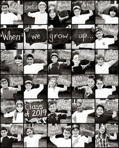 When we grow up project - modify for hs/ms