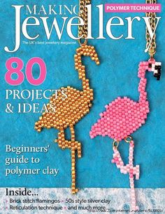 """Photo from album """"Making Jewellery - June on Yandex. Diy Jewelry, Beaded Jewelry, Jewelry Making, Jewellery, Seed Bead Earrings, Crochet Earrings, Magazine Beads, Wholesale Gold Jewelry, Beading Projects"""