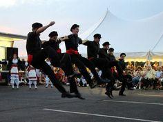 Jumping for joy @indygreekfest in Carmel Indiana.