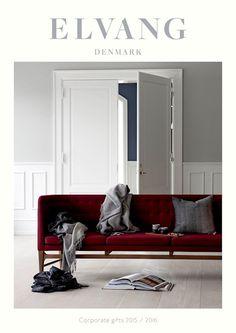 Fodera per cuscino Horizon in alpaca 40 x 60 cm grigio Scandinavian Design, Denmark, Designer, Plush, Sofa, Inspiration, Living Room, Interior Design, Bed