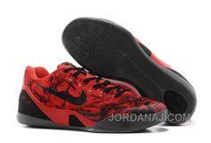 newest 54730 27ddf Kobe 9 EM PP Laser Crimson Black Dark Grey Kd Shoes, Shoes 2017, Cheap