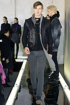 Alexander Wang Fall 2007 Ready-to-Wear