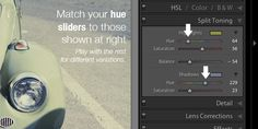 10 Quick and Easy Lightroom Tricks Every User Should Know - retro toning