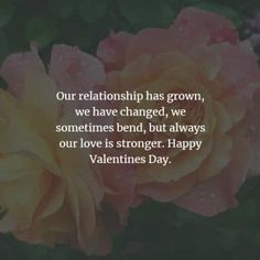 50 Valentine's day quotes and Valentine's day messages. Here are the best Valentine's day quotes and sayings to convey the love for your spe. Best Valentines Day Quotes, Valentines Day Messages, Romantic Messages, Sweet Messages, Valentine's Day Quotes, Happy Love, Quote Of The Day, Relationship, Sayings