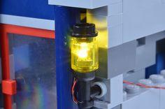 Pico LED Light Board Starter Kit for LEGO® Models - Brickstuff Lighting and Automation System