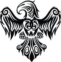The meaning of this Aztec symbol was power, strength and courage. These attributes were attached to eagles due to their amazing flying skills, large size and strong nature.