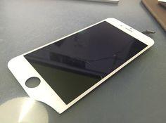 Khi nào cần thay mặt kính iPhone 6 Plus mới?