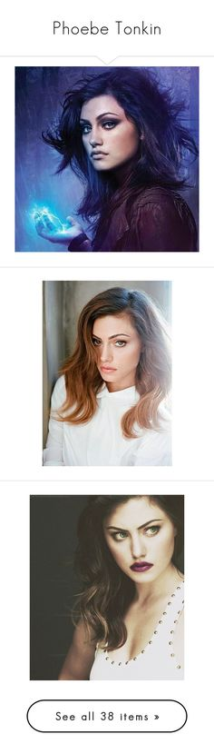 """""""Phoebe Tonkin"""" by mixer-1d ❤ liked on Polyvore featuring phoebe tonkin, people, girls, female, hair, celebs, models, photos, celebrities and women"""