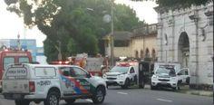 """Fonte: Mais cinco assassinados em Manaus. Acidente, Temer? Sob controle, Moraes? – TIJOLAÇO   """"A política, sem polêmica, é a arma das elites."""""""