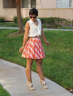 DIY Pleated Skirt + Pattern Review M6706 | Mimi G Style Pleated Skirt Pattern, Pleated Midi Skirt, Dress Skirt, Corset Dresses, Prom Dresses, I Love Fashion, Girl Fashion, Fashion Outfits, Womens Fashion