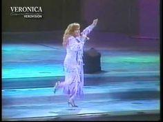 Participación de Verónica Castro en el famoso festival de Viña de Mar realizado en Chile en 1989.
