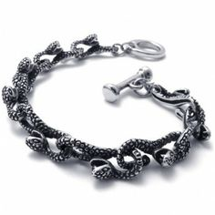 8.3 inch Titanium Bracelet 20803