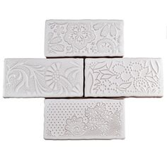 "Found it at Wayfair - Antiqua 3"" x 6"" Ceramic Subway Tile in Feelings Milk"