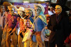 Xantolo la Fiesta de los Muertos en la Huasteca Potosina.