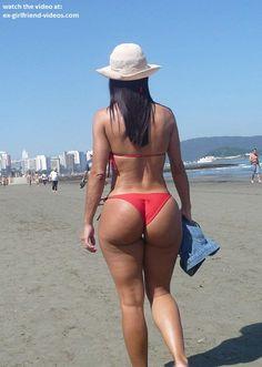 In Bikini Booty Big