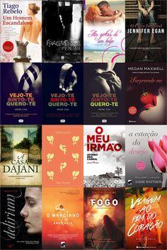 Bloguinhas Paradise: Novas aquisições: Janeiro