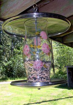 Homemade Bird Feeder | Flickr - Photo Sharing!