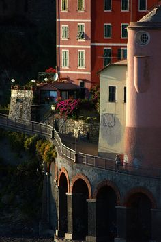 Sori, Italy. I've spend every summer of my life here. Lucky