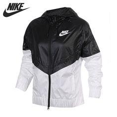1fb4006877 Original New Arrival 2017 NIKE AS W NSW WR JKT Women's Jacket Hooded  Sportswear-in Running Jackets from Sports & Entertainment on Aliexpress.com  | Alibaba ...