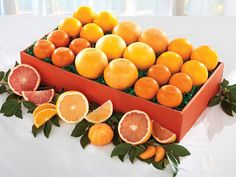 The Alligator Grin Gift Box | Springtime Customer Favorite - Hale Groves #Florida #orange #grapefruit