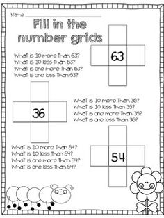 Spring Insects Math Packet ***FREEBIE***