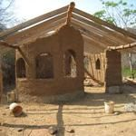 Building a cob house. Start to finish photos {inspiration}