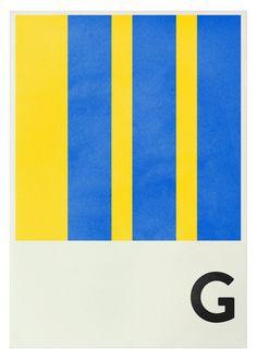 G. Navy Signal Prints.